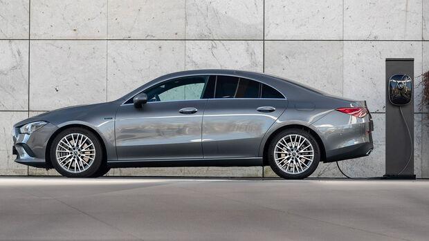 Mercedes-Benz CLA Coupe 250 e Plugin-Hybrid