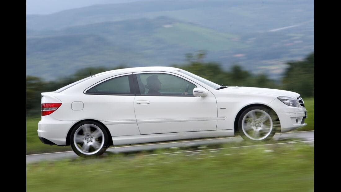 Mercedes-Benz CLC 160 Blue Efficiency