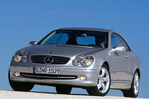 Mercedes Benz CLK 500