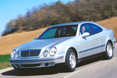 Mercedes-Benz- CLK320 Coupe