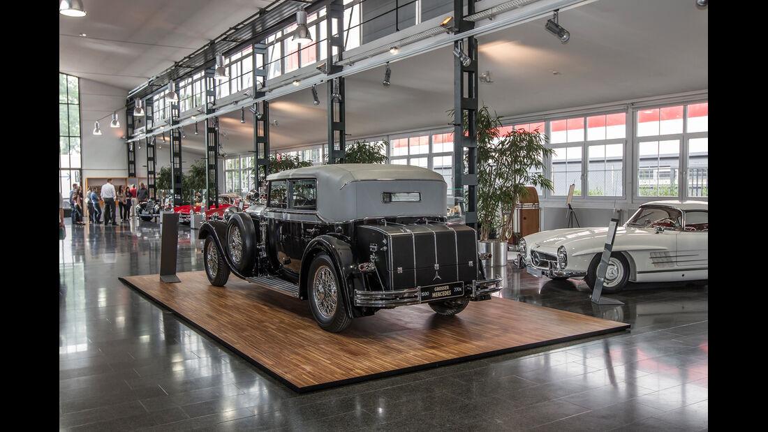 Mercedes-Benz Classic Center, Fellbach