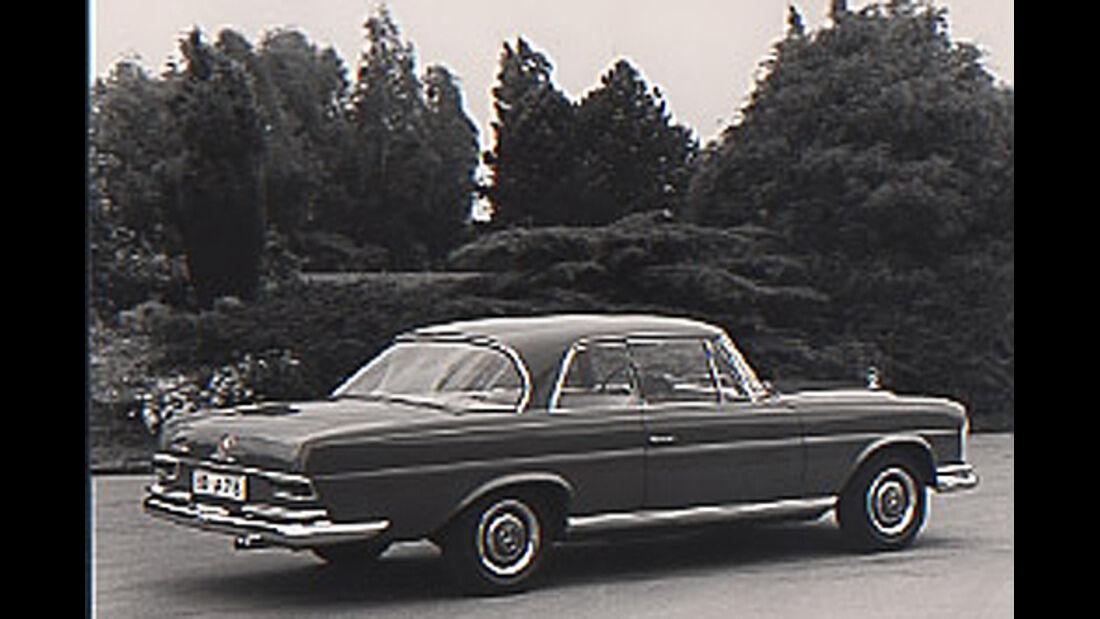 Mercedes-Benz-Coupé der Baureihe W111