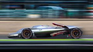 Mercedes-Benz DTW - Design-Studie - Le Mans 2030