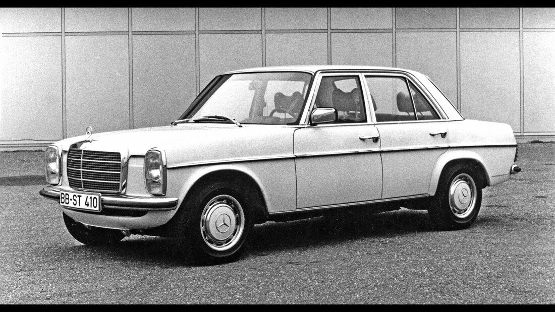 Mercedes-Benz Designstudie Vorläufer C-Klasse