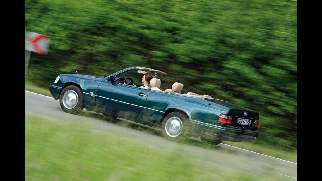 Mercedes-Benz E 200 Cabriolet, A 124, Baujahr 1997