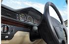 Mercedes-Benz E 200 Cabriolet, A 124, Baujahr 1997, Cockpit