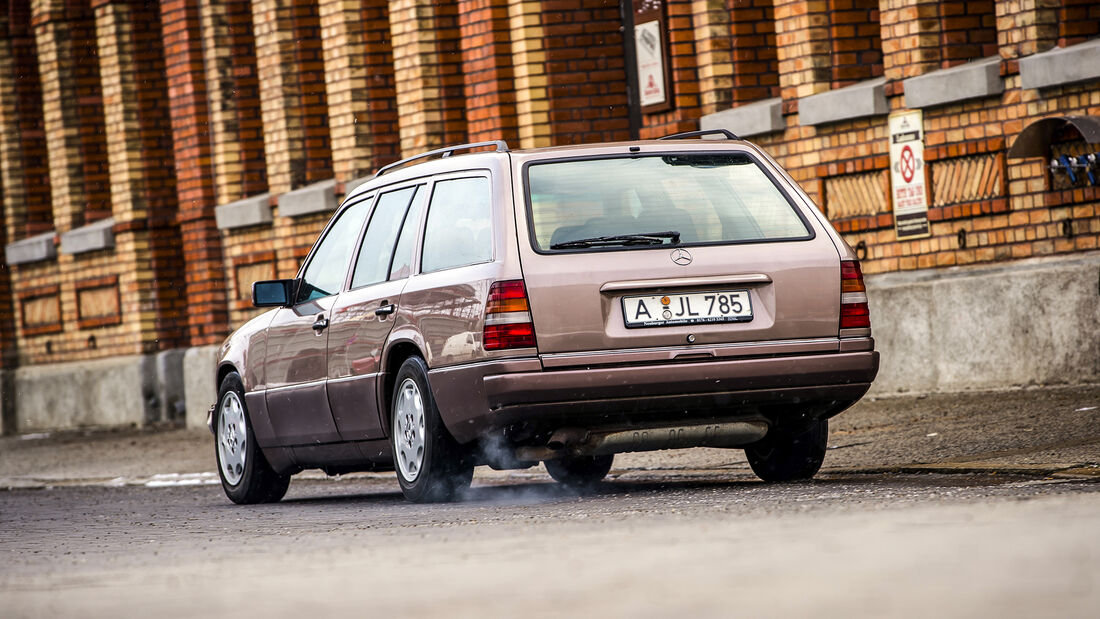 Mercedes-Benz E 250 Diesel T, Exterieur