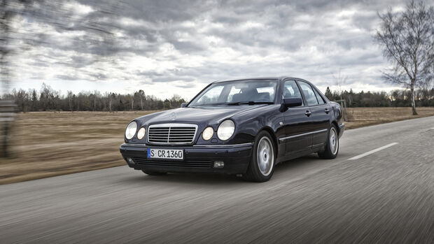 Mercedes-Benz E 280 Avantgarde, Exterieur