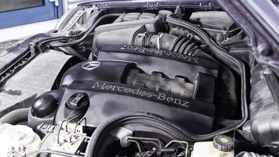 Mercedes-Benz E 280 Avantgarde, Interieur
