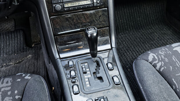 Mercedes-Benz E 280 Avantgarde, Interieur