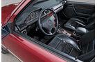 Mercedes-Benz E 280 T, Cockpit