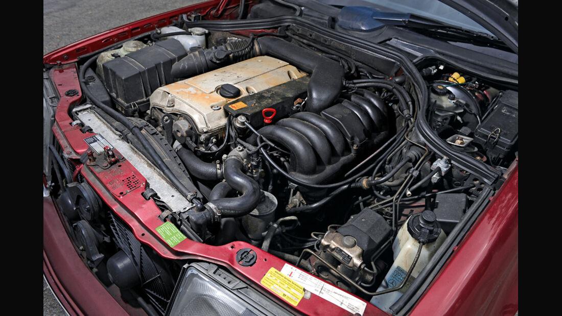 Mercedes-Benz E 280 T, Motor