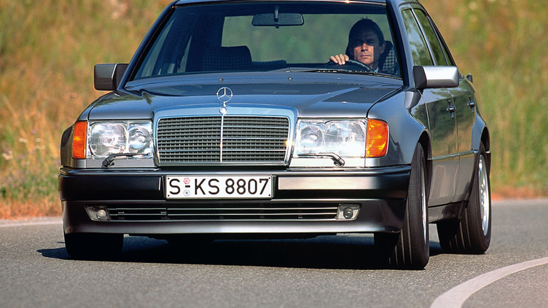 Mercedes Benz E 500