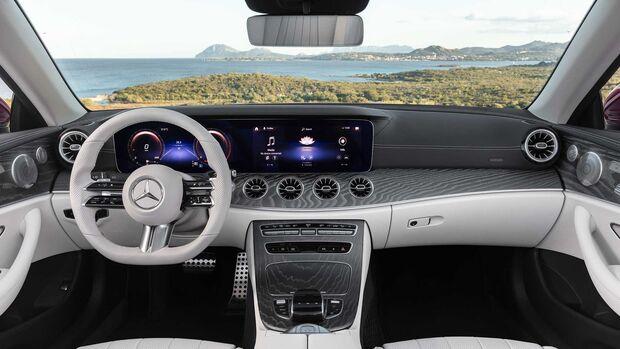 Mercedes-Benz E-Klasse Cabrio (A238) Facelift (2020)