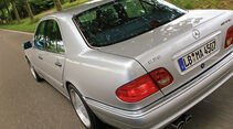 Mercedes-Benz E50 AMG, Heckansicht