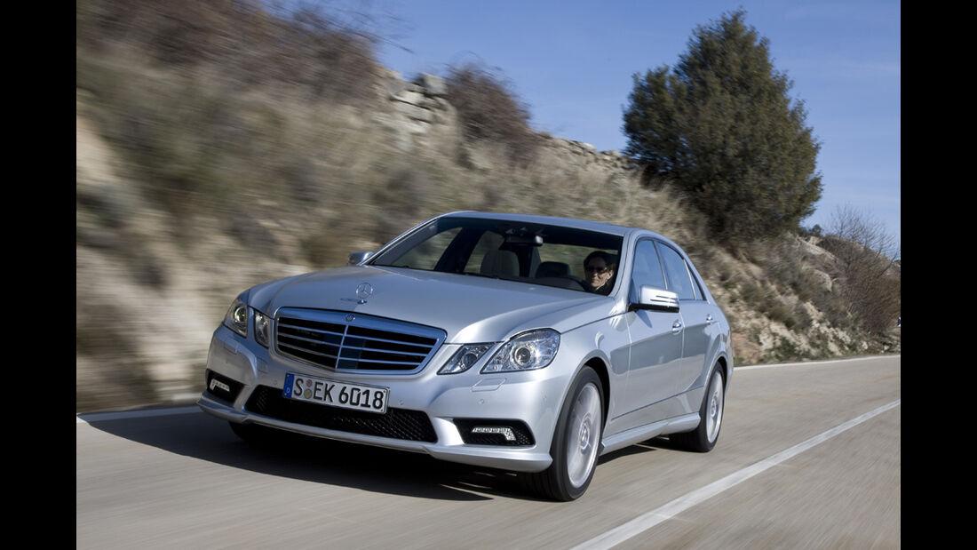 Mercedes Benz, E500