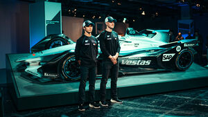 Mercedes-Benz EQ Silver Arrow 01 - Formel E - 2019