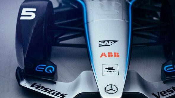 Mercedes-Benz EQ Silver Arrow 01 - Formel E - 2019