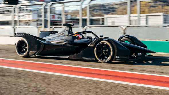 Mercedes-Benz EQ Silver Arrow 01 - Formel E - Test 2019