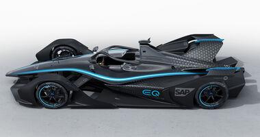 Mercedes-Benz EQ Silver Arrow 01 - Formel E