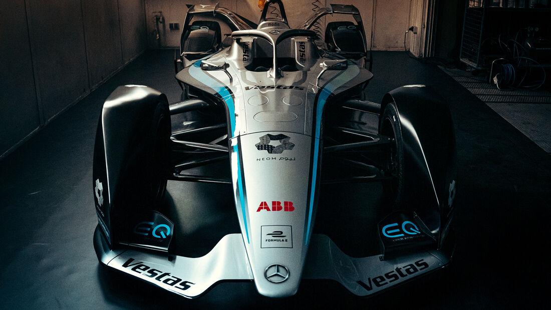 Mercedes-Benz EQ Silver Arrow 02 - Formel E