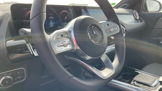 Mercedes-Benz EQA 250 Rose Gold