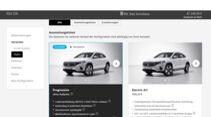 Mercedes-Benz EQA 250 SUV Konfigurator