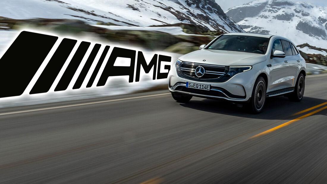 Mercedes-Benz EQC SUV AMG Line 2021