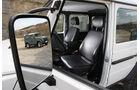 Mercedes-Benz G 280 CDI Edition Pur - Innenraum, Vordersitze