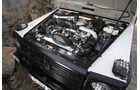 Mercedes-Benz G 280 CDI Edition Pur - Motorraum