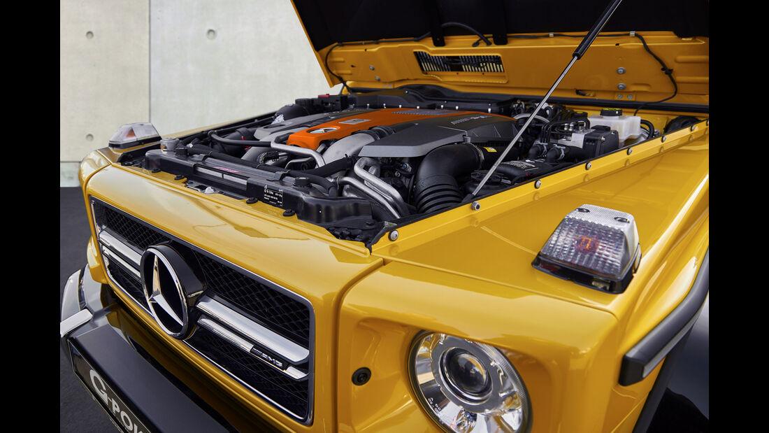 Mercedes-Benz G-Klasse G63 AMG by G-Power