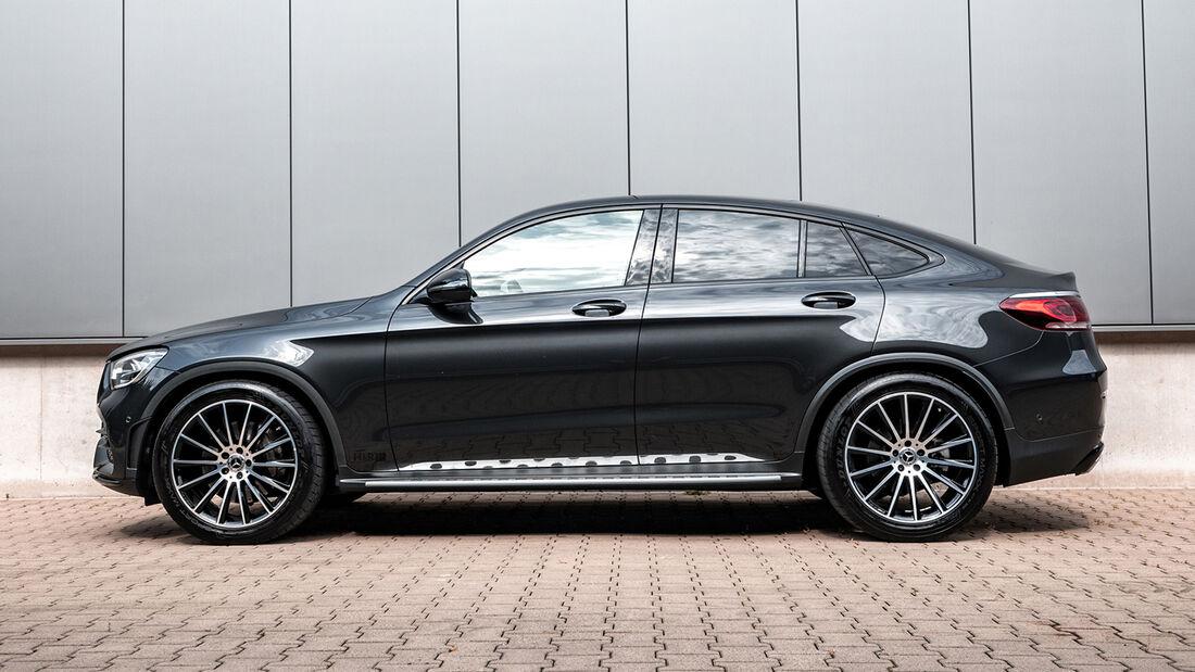 Mercedes Benz GLC Facelift - Sportfedern