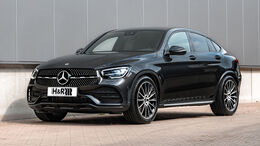 Mercedes Benz GLC Facelift - Sportfedern