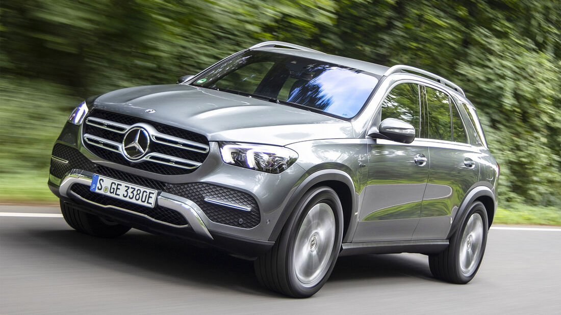 Mercedes-Benz GLE 350 de 4MATIC Plug-in-Hybrid PHEV
