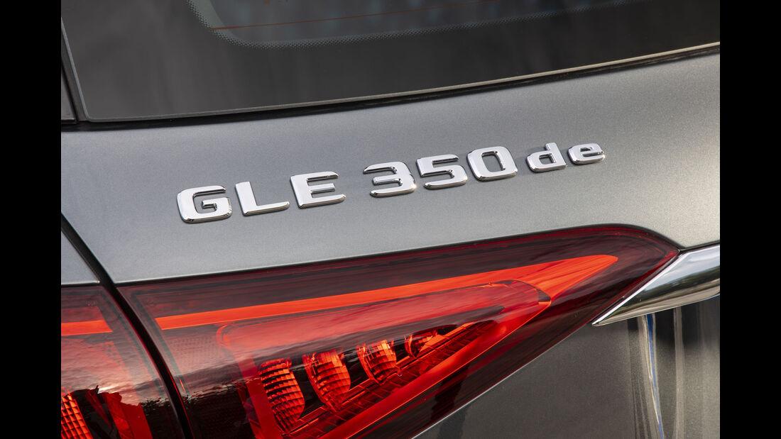 Mercedes-Benz GLE 350 de 4MATIC Plug-in-Hybrid PHEV