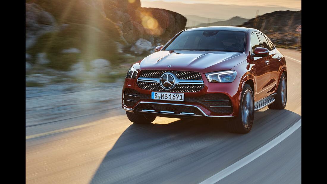 Mercedes-Benz GLE Coupé (2020)