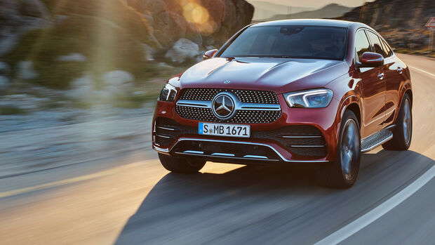 Mercedes-Benz GLE Coupé (2020)