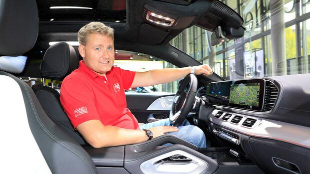 Mercedes-Benz GLE Coupé Marcel Sommer