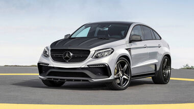 Mercedes Benz GLE Coupe Inferno Top Car