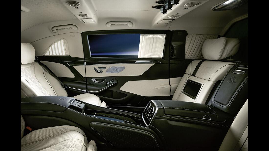 Mercedes-Benz Guard Sonderschutzfahrzeuge