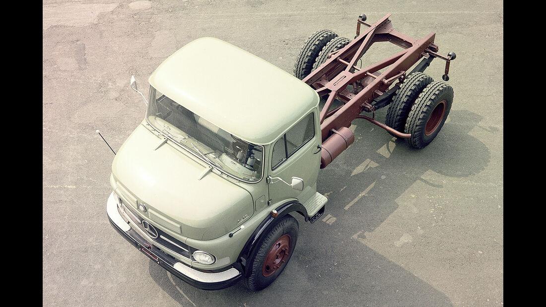 Mercedes-Benz L 1413 (1966) Kurzhauber