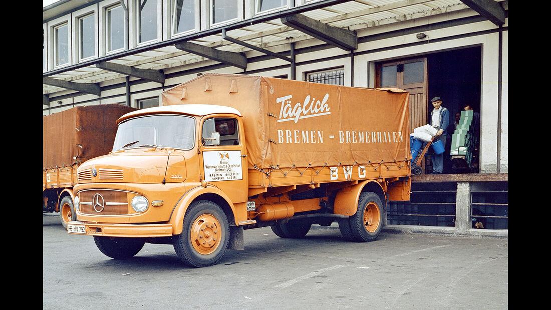 Mercedes-Benz L 328 (1966) Kurzhauber Reimer & Co.