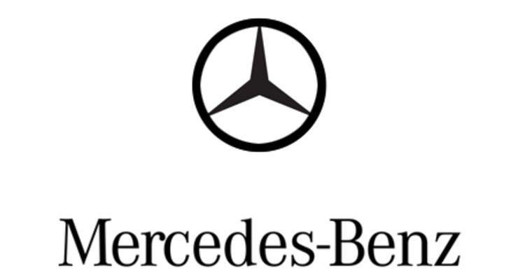 Mercedes-Benz Logo 2007 bis 2010