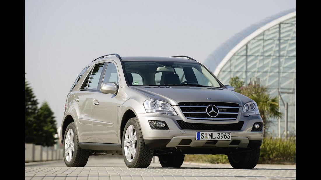 Mercedes Benz M-Klasse BlueTec