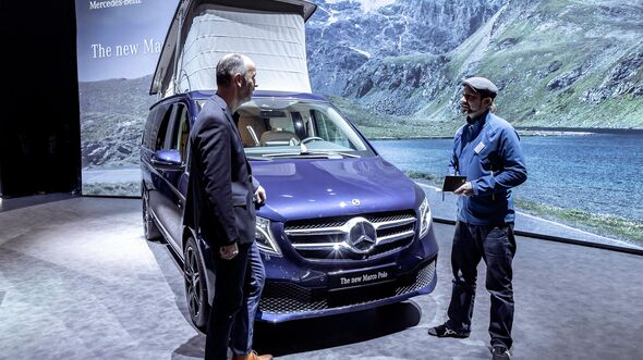 Mercedes Benz Marco Polo (2019)