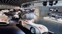 Mercedes-Benz Museum, Silberpfeile