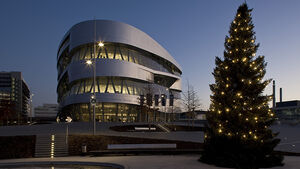 Mercedes-Benz Museum Winterprogramm 2009