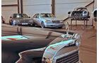 Mercedes Benz Museum heilige Hallen