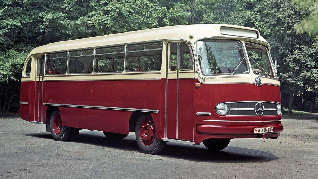 Mercedes-Benz Omnibus O321 HL