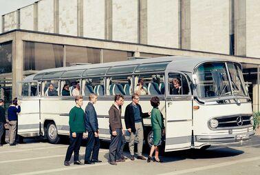 Omnibus der Wirtschaftswunder-Jahre